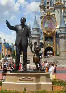 From Walt Disney's unpleasant experience as a father taking his daughters to an amusement park has emerged the multi-billion dollar industry of modern theme parks. Disneyland and Disney World signaled a major shift in theme park real estate development and construction.
